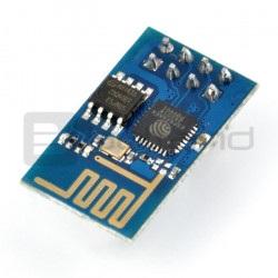 Moduł WiFi ESP8266 - 802.11 b/g/n 2,4GHz