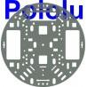 """Podwozie Pololu 5"""" RRC04A - czarne - zdjęcie 11"""
