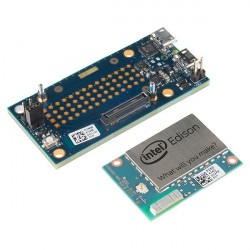 Intel Edison + Mini Breakout Kit