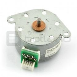 Silnik krokowy z przekładnią PM35L-048-HPH7 24V 0.6A 0,04Nm