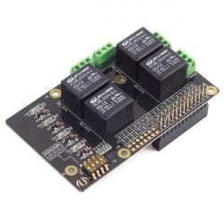 Raspberry Pi Relay v1.0 - nakładka dla Raspberry Pi 2/B+