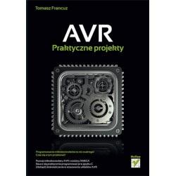 AVR. Praktyczne projekty - Tomasz Francuz