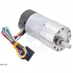 Silnik z przekładnią 37Dx68L 19:1 + enkoder CPR 64