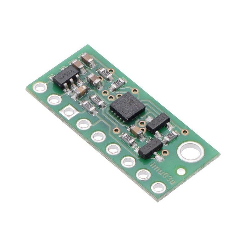 LSM6DS33 - 3-osiowy akcelerometr i żyroskop I2C/SPI- moduł Pololu