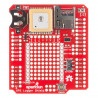 SparkFun GPS Logger Shield - moduł GPS GP3906-TLPz czytnikiem kart SD dla Arduino - zdjęcie 3