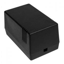Obudowa plastikowa Kradex Z16 - 114x70x63mm czarna