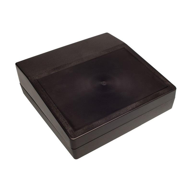 Obudowa plastikowa Kradex Z25 - 220x220x78mm czarna