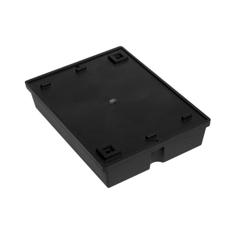 Obudowa plastikowa Kradex Z29 - 126x93x28mm czarna