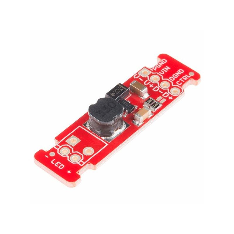 Sterownik 1 diody LED FemtoBuck - 36V/350mA