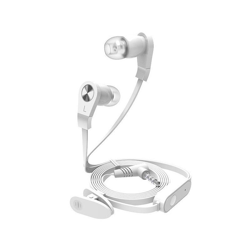 Słuchawki douszne Blow B-11 - białe