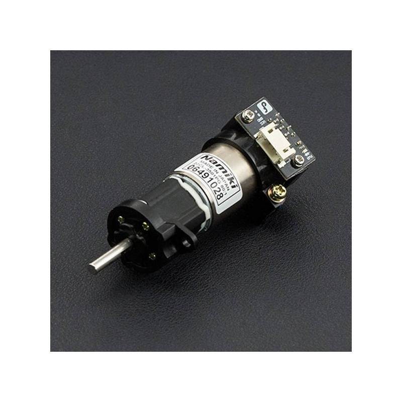 Silnik DFRobot 80:1 120obr/min /1,6Nm z konektorem i przewodami
