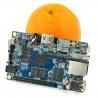 Orange Pi Plus 2e - Alwinner H3 Quad-Core 2GB RAM + 16GB EMMC WiFi - zdjęcie 2