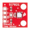 Czujniki temperatury i wilgotności Si7021 I2C - moduł SparkFun - zdjęcie 2