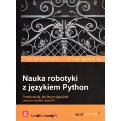 Nauka robotyki z językiem Python - Lentin Joseph