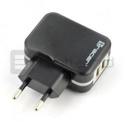 Zasilacz Tracer 2x USB 5V 3,4A