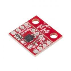 MPU9250 - 3-osiowy akcelerometr, żyroskop i magnetometr 9DoF - SparkFun