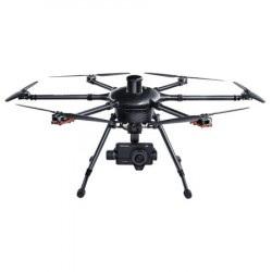 Dron hexacopter Yuneec Tornado H920 z kamerą FPV + gimbal CG04