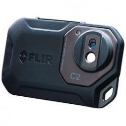 Flir C2 - kieszonkowa kamera termowizyjna z ekranem dotykowym 3''