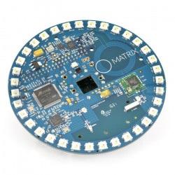 Matrix Creator - uniweralne rozszerzenie do Raspberry Pi 3B/2B/B+