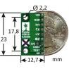 MMA7361L akcelerometr 3-osiowy  z reg. napięcia  - moduł - zdjęcie 4