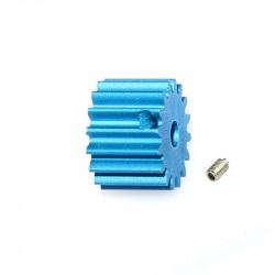 MakeBlock - koło zębate 16T - niebieski