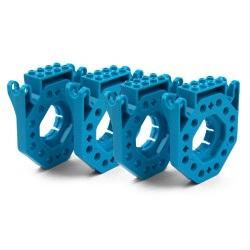 Wonder - łączniki do klocków LEGO - 4szt.