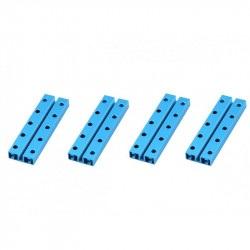 MakeBlock 60016 - Belka 0824-080 - niebieski - 4szt.