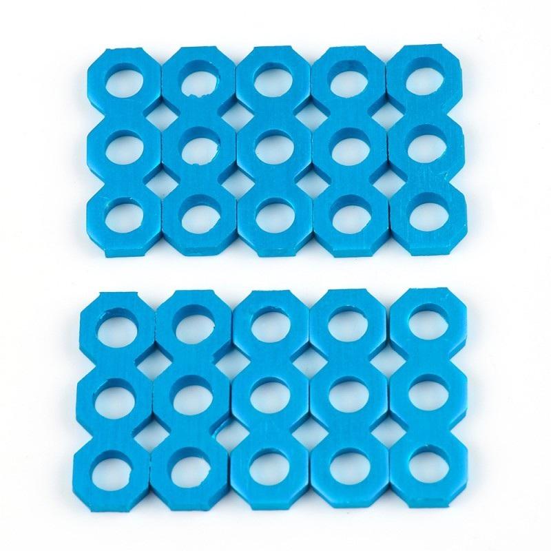 MakeBlock 84404 - Linkage 024 - niebieski - 10szt.