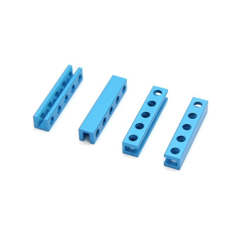 MakeBlock 60510 - belka 0808-040 - typ B - niebieski - 4szt.