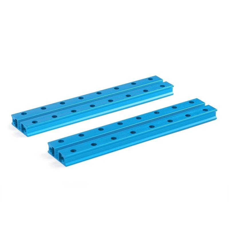 MakeBlock 60030 - belka ślizgowa 0824-128 - niebieski - 2szt.