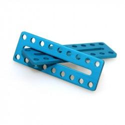 MakeBlock 61216 - płytka I1 - niebieski - 2szt.