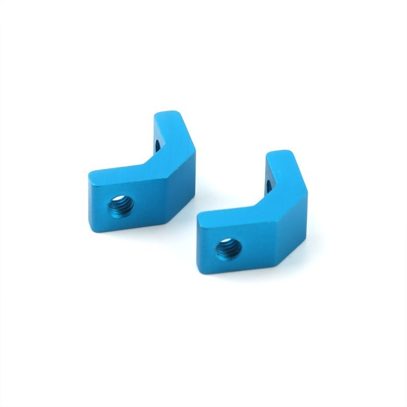 MakeBlock 69007 - Stiffener - niebieski - 2szt.