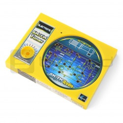 Elektroniczny zestaw Laboratoryjny - Radio AM/FM