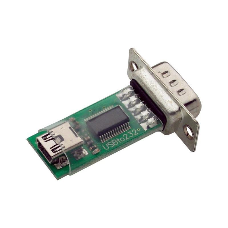 Konwerter USB - RS232 COM Parallax