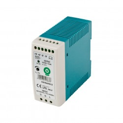Zasilacz MDIN60W12 na szynę DIN - 12V / 5A / 60W