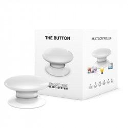 Fibaro Button - przycisk automatyki domowej - biały