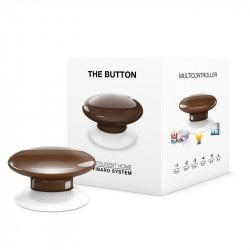 Fibaro Button - przycisk automatyki domowej - niebieski