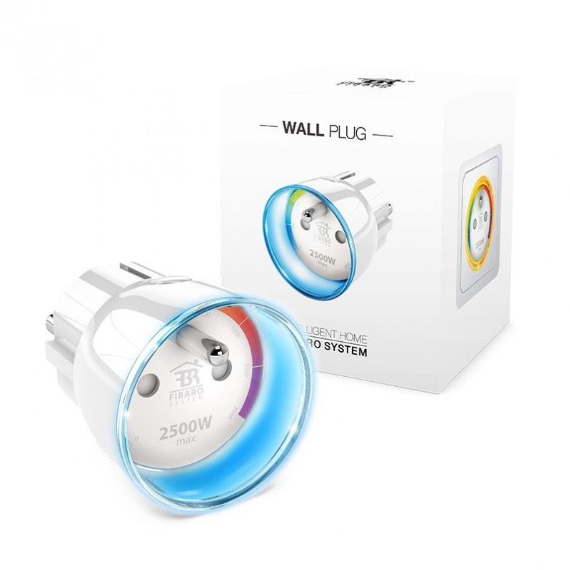 Fibaro Wall Plug - inteligentna wtyczka 2500W Z-Wave