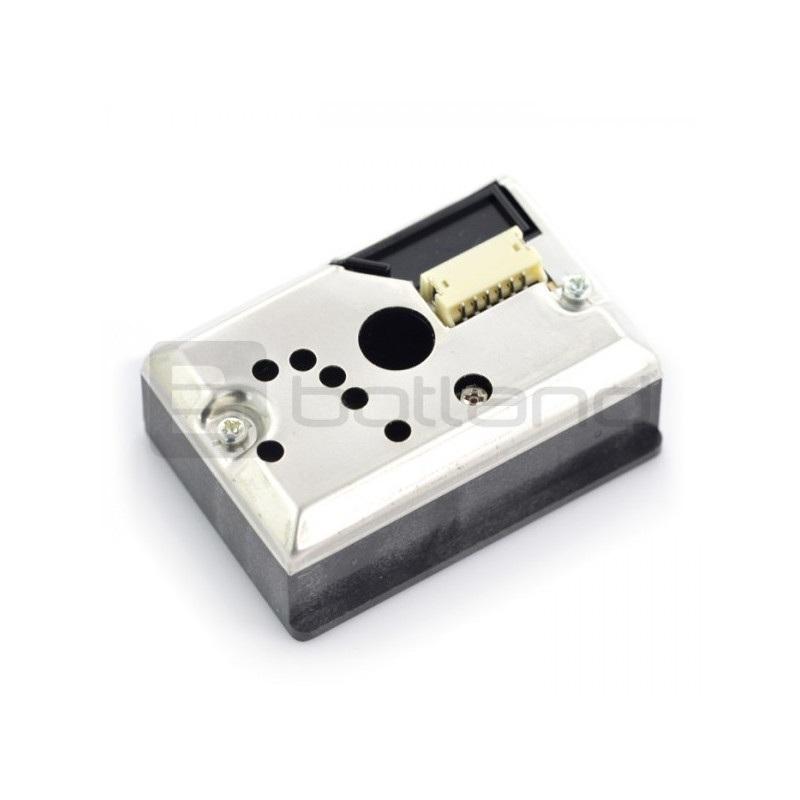DFRobot - Optyczny czujnik pyłu / czystości powietrza Sharp GP2Y1010AU0F