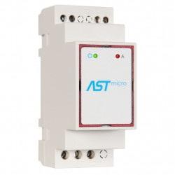 ASTmicro - zegar astronomiczny na szynę DIN - 230 V / 5 A