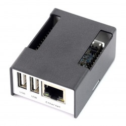 Obudowa NanoPi Plus2 - czarno-biała