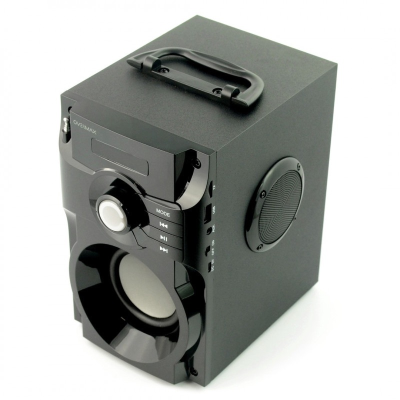 Głośnik przenośny Bluetooth OverMax Soundbeat 2