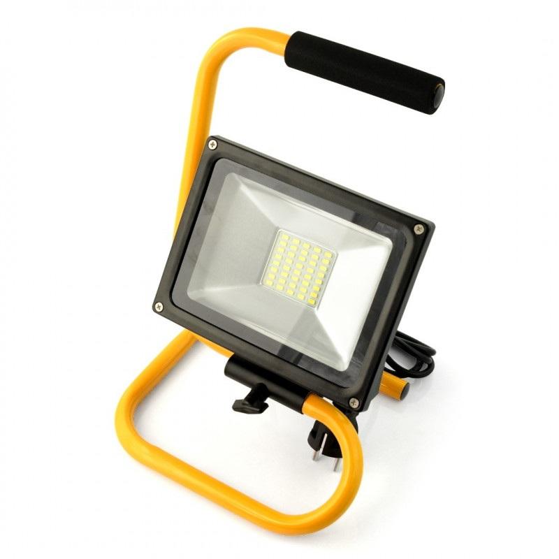 Lampa zewnętrzna SMD LED ART, 20W, 1200lm, IP65, AC230V, 4000K - biała neutralna