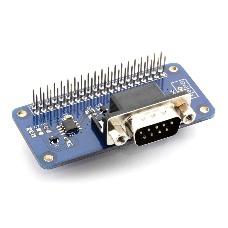 RS485 Pi SN65HVD72 - interfejs RS485 dla Raspberry Pi