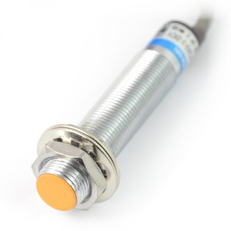 Indukcyjny czujnik zbliżeniowy LJ12A3-2-Z/CY 2mm 6-36V