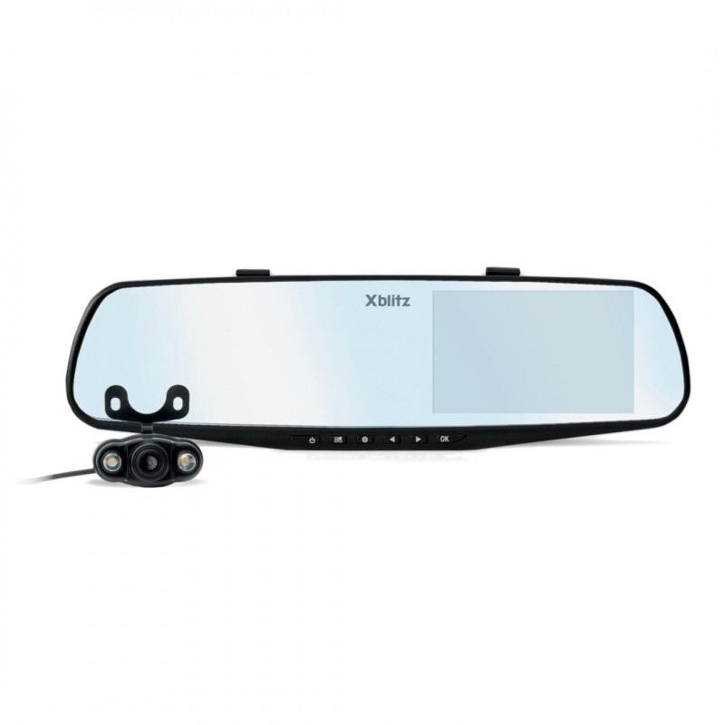 Rejestrator - Xblitz Park View - kamera samochodowa