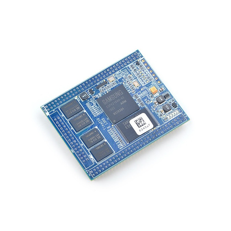 Płytka Tiny210 - Cortex-A8 1GHz + 512MB RAM