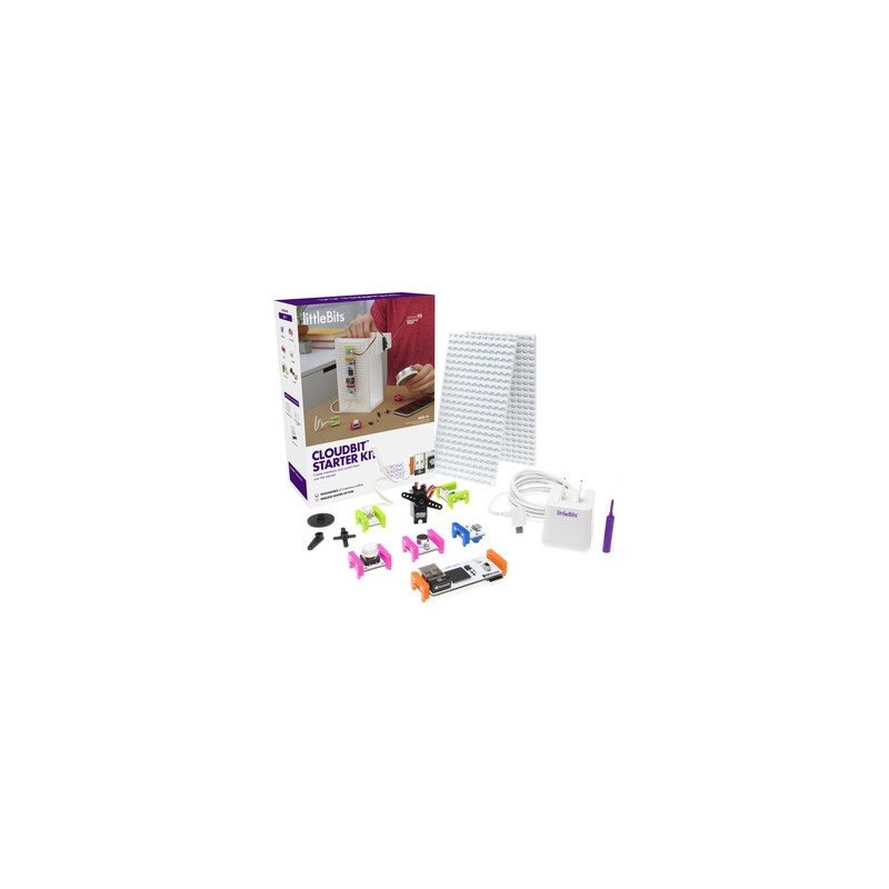 Little Bits CloudBit Starter Kit - zestaw startowy LittleBits