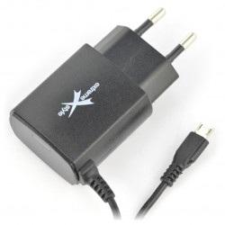 Zasilacz Extreme microUSB 5V 2,1A Raspberry Pi 2/B+