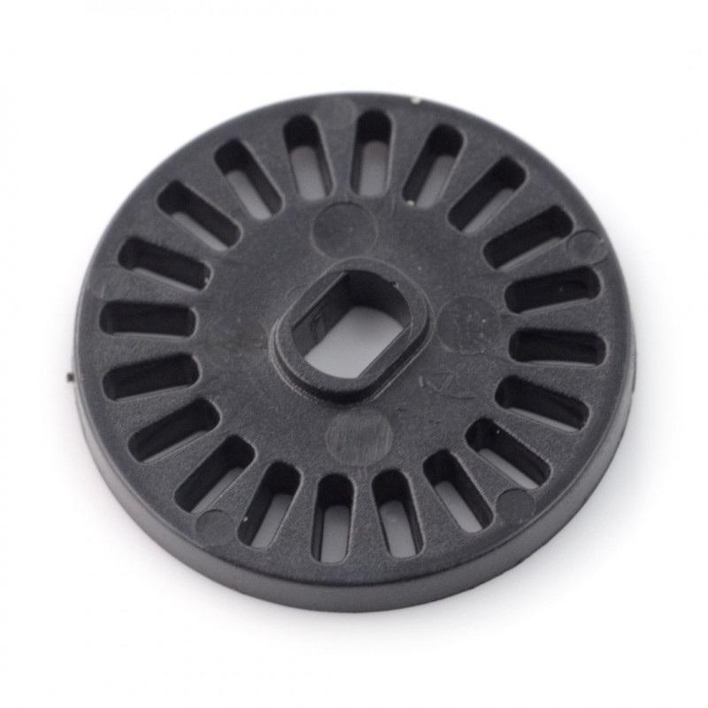 Dysk enkoderów optycznych - 25mm